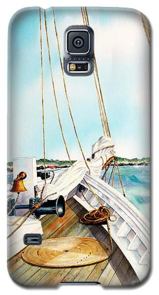 A.j. Meerwald-coming Home Galaxy S5 Case