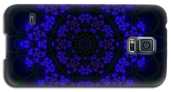Akabala Lightmandala Galaxy S5 Case by Robert Thalmeier