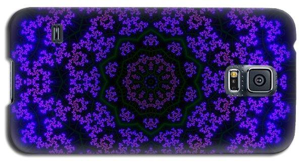 Galaxy S5 Case featuring the digital art Akbal 10 by Robert Thalmeier