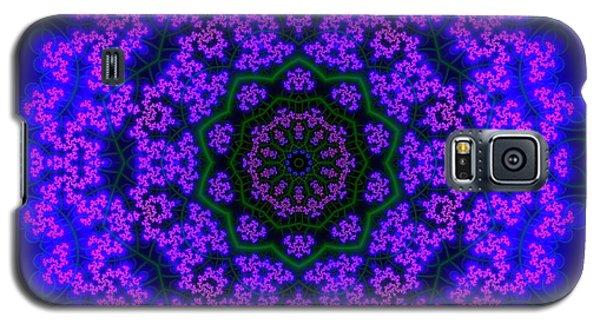 Galaxy S5 Case featuring the digital art Akbal 9 .4 by Robert Thalmeier