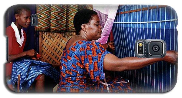 Akwete Weaving Galaxy S5 Case