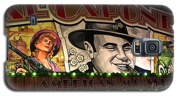 Al Capone On Funfair Galaxy S5 Case