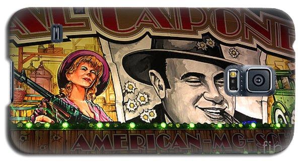 Al Capone On Funfair Galaxy S5 Case
