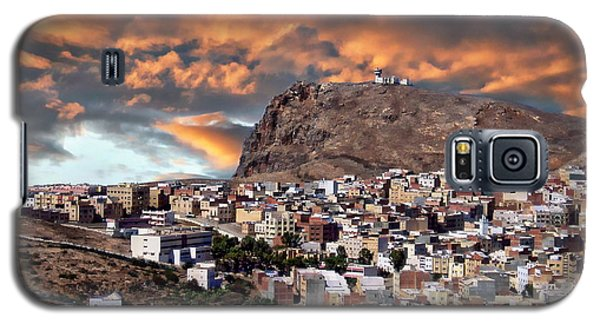 Al Hoceima - Morocco Galaxy S5 Case by Anthony Dezenzio