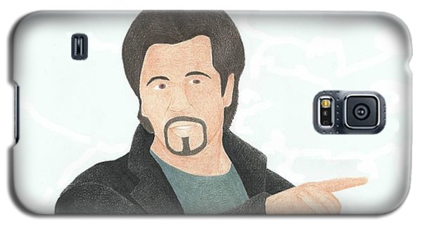 Al Pacino Galaxy S5 Case