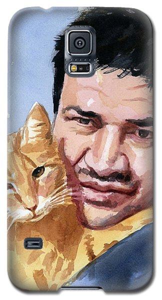 Alaa And Feras Galaxy S5 Case