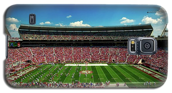 422cfee8ebf1a3 Alabama Crimson Tide Galaxy S5 Case - Alabama Football - Spring Game by  Mountain Dreams