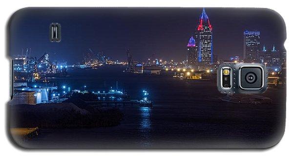 Alabama's Port City Galaxy S5 Case