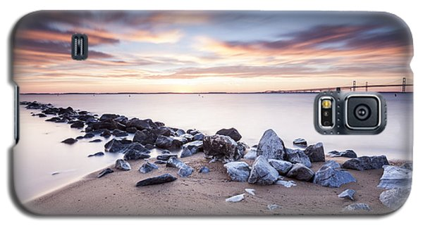 Galaxy S5 Case featuring the photograph Alakazam by Edward Kreis