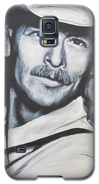 Alan Jackson - In The Real World Galaxy S5 Case