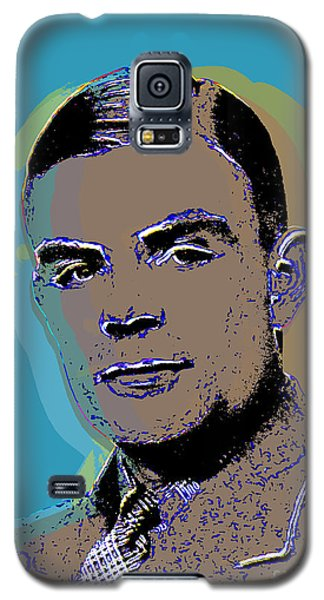 Alan Turing Pop Art Galaxy S5 Case
