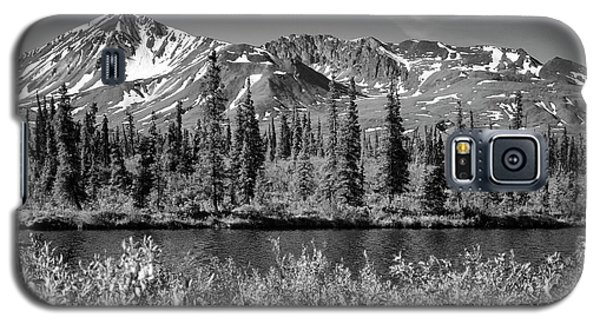 Alaska Mountains Galaxy S5 Case by Zawhaus Photography