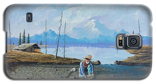 Alaskan Atm Galaxy S5 Case by Richard Faulkner