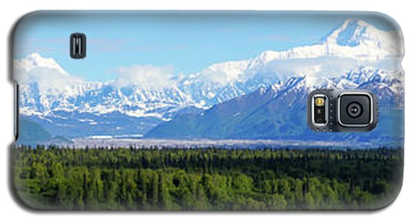 Alaskan Denali Mountain Range Galaxy S5 Case