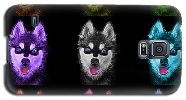 Alaskan Klee Kai - 6029 -bb - M Galaxy S5 Case