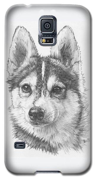 Alaskan Klee Kai Galaxy S5 Case