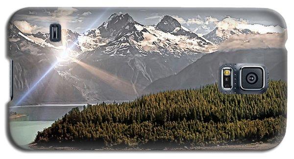 Alaskan Mountain Reflection Galaxy S5 Case
