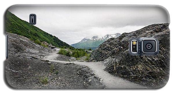 Alaskan Peaks Galaxy S5 Case