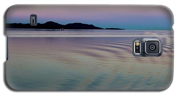 Alaskan Sunset At Sea Galaxy S5 Case