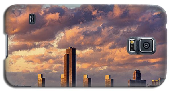 Albany Sunset Skyline Galaxy S5 Case