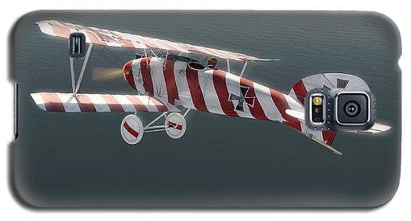 Albatros D.iii Of Jasta 11 Galaxy S5 Case by David Collins