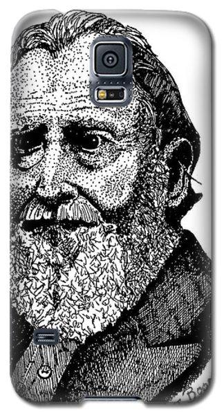 Albert Boone Galaxy S5 Case