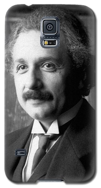 Albert Einstein Nel 1921 Galaxy S5 Case