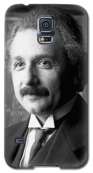 Albert Einstein Nel 1921 Galaxy S5 Case