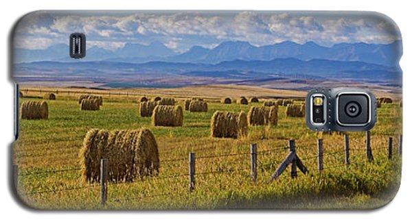 Alberta Galaxy S5 Case