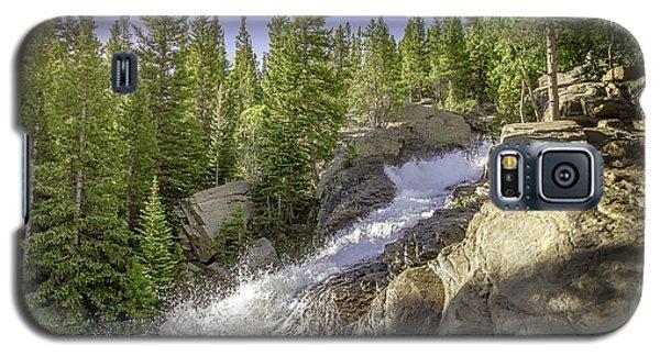 Alberta Falls Galaxy S5 Case by Mary Angelini