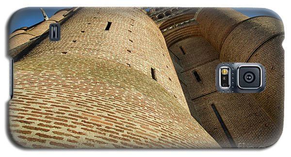 Albi Cathedral Low Angle Galaxy S5 Case by RicardMN Photography