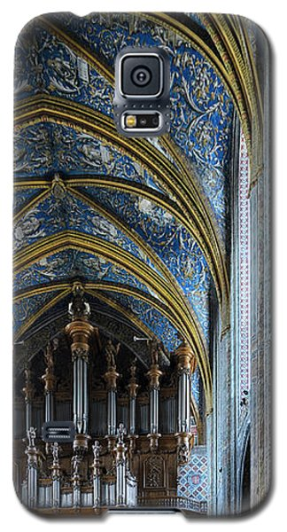 Albi Cathedral Nave Galaxy S5 Case by RicardMN Photography