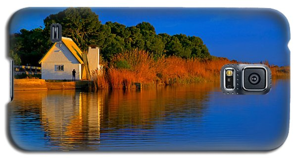 Albufera Blue. Valencia. Spain Galaxy S5 Case