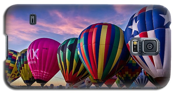 Albuquerque Hot Air Balloon Fiesta Galaxy S5 Case
