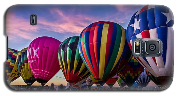 Albuquerque Hot Air Balloon Fiesta Galaxy S5 Case