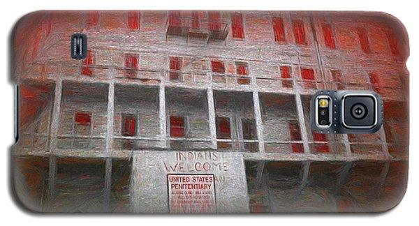 Alcatraz Federal Penitentiary Galaxy S5 Case