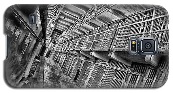 Alcatraz The Cells Galaxy S5 Case