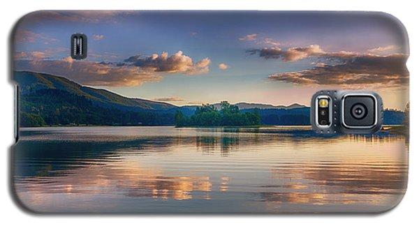 Alder Lake Sunset Galaxy S5 Case