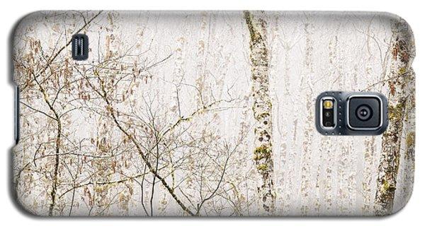 Alders In The Fog Galaxy S5 Case