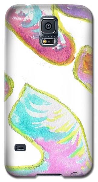 Aleph On Fire Galaxy S5 Case