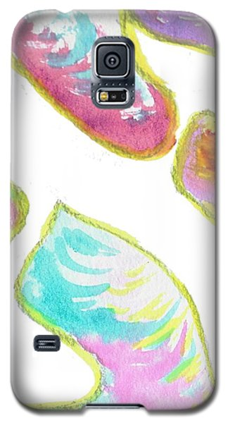 Aleph On Fire Galaxy S5 Case