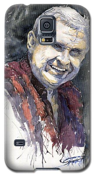 Portret Galaxy S5 Case - Alex by Yuriy Shevchuk