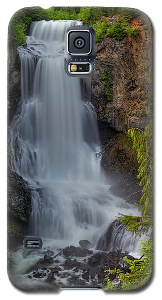 Galaxy S5 Case featuring the photograph Alexander Falls by Jacqui Boonstra