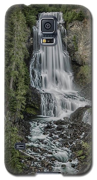 Galaxy S5 Case featuring the photograph Alexander Falls by Stephen Stookey