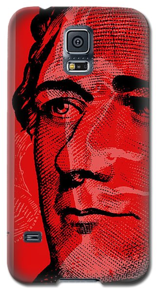 Alexander Hamilton - $10 Bill Galaxy S5 Case