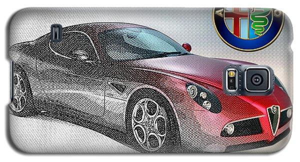 Alfa Romeo 8c Competizione  Galaxy S5 Case