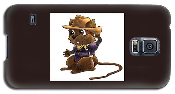 Deputy Alfred Galaxy S5 Case by Reynold Jay
