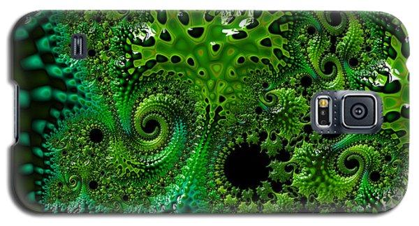 Algae Galaxy S5 Case