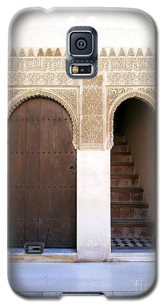 Alhambra Door And Stairs Galaxy S5 Case