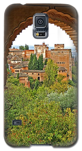 Alhambra - Granada, Spain Galaxy S5 Case